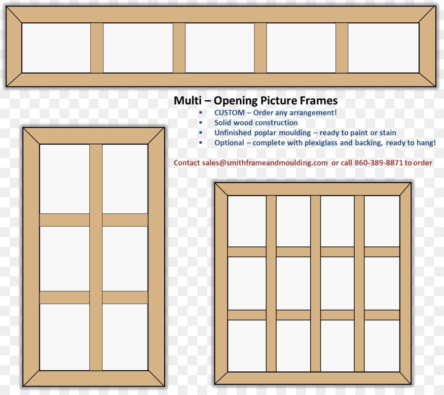 Window Picture Frames Facade Door Glass - wooden frame png download ...