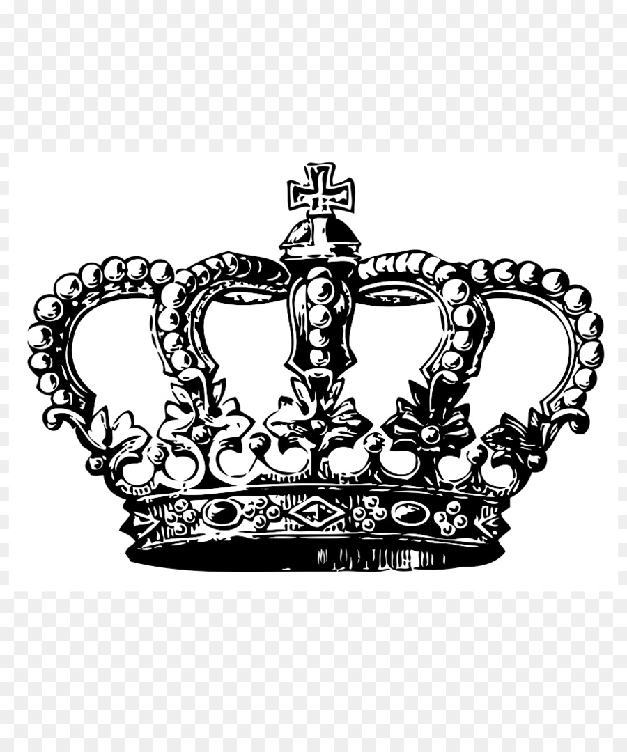 Sleeve Tattoo Black And Gray Queen Crown Png Download 9101080