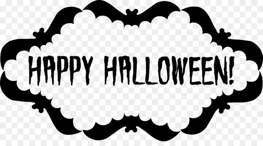 Blanco y negro, Festival de Halloween Jack-o\'-lantern Clip art ...