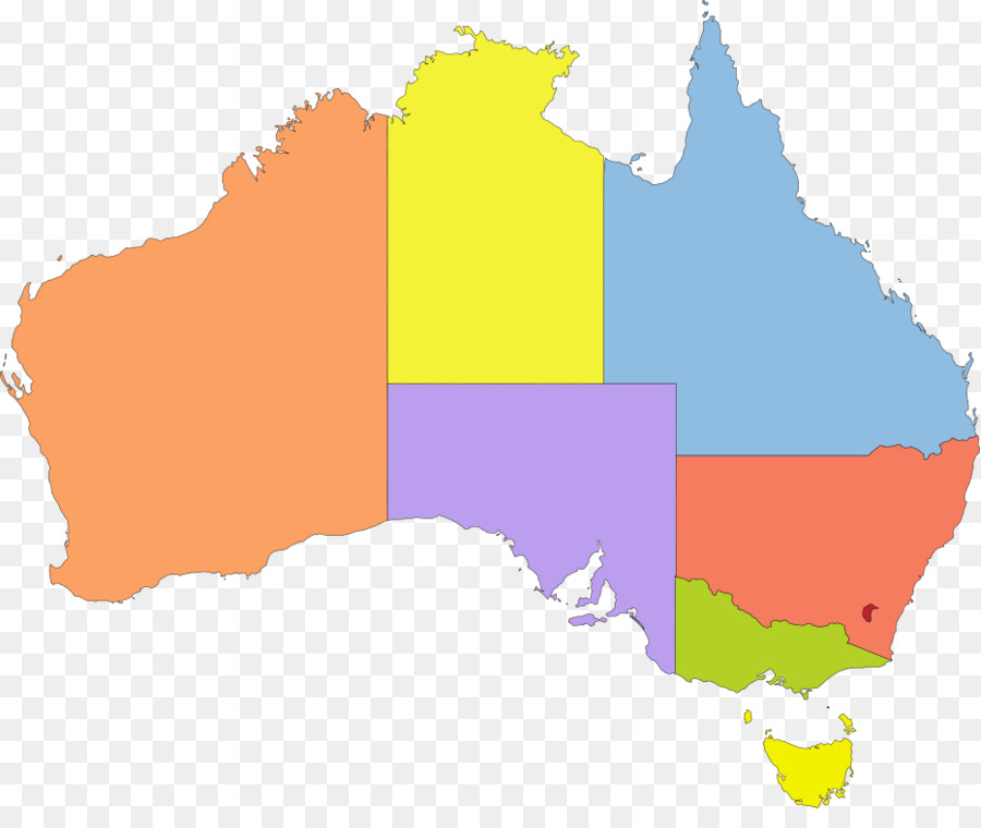 Australia Blank map World map Clip art - Australia png download ...