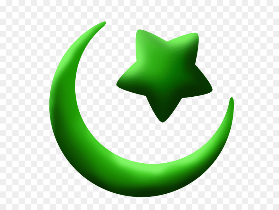 Symbols Of Islam Star And Crescent Religion Sikhism Png Download