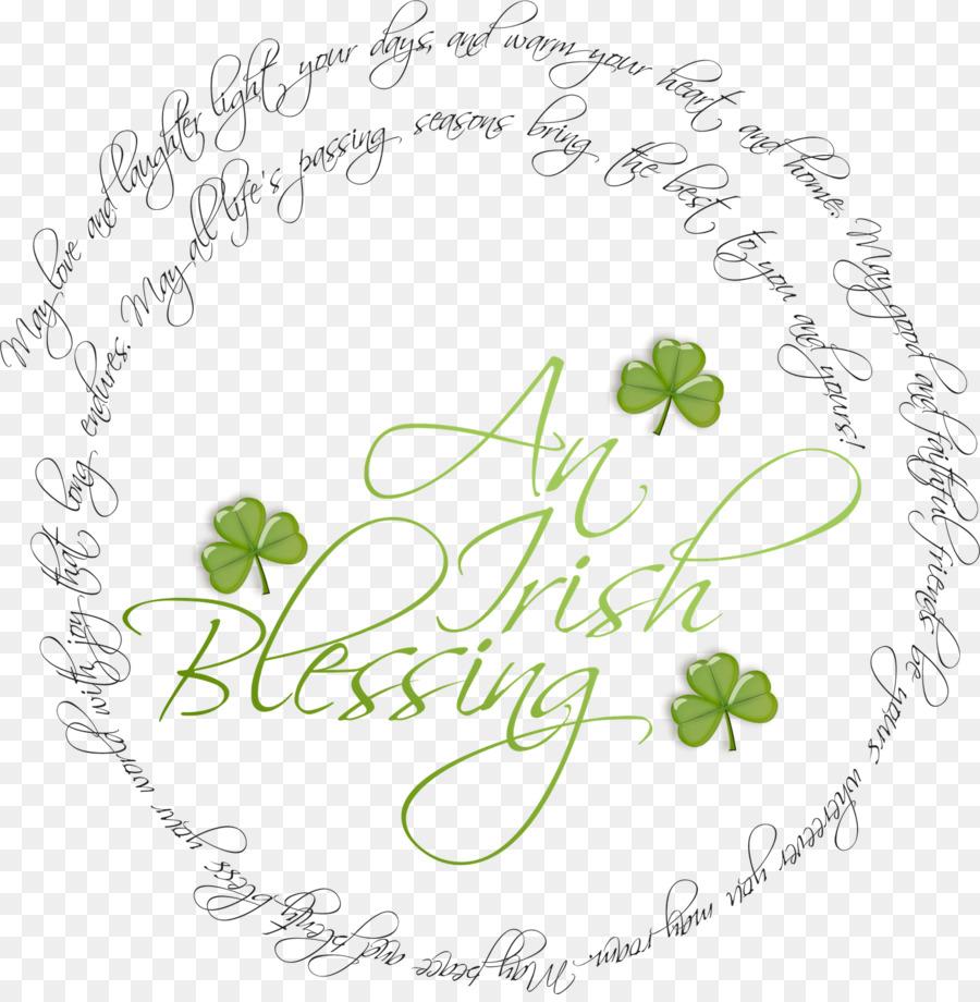 Saint Patricks Day Blessing Irish People Quotation Saying Happy