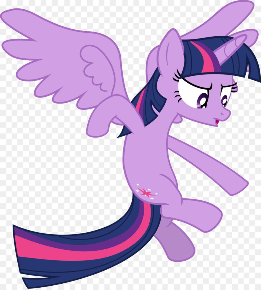 Twilight Sparkle My Little Pony unicornio Alado de YouTube - volando ...