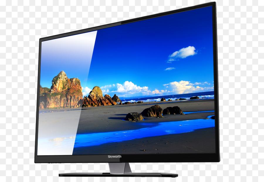 Fernseher Smart Tv Mit Led Hintergrundbeleuchtung Lcd Skyworth