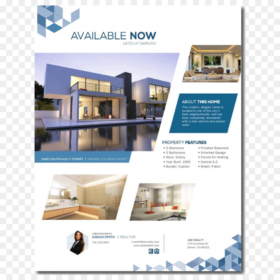 real estate brochure estate agent flyer house brochure design 900