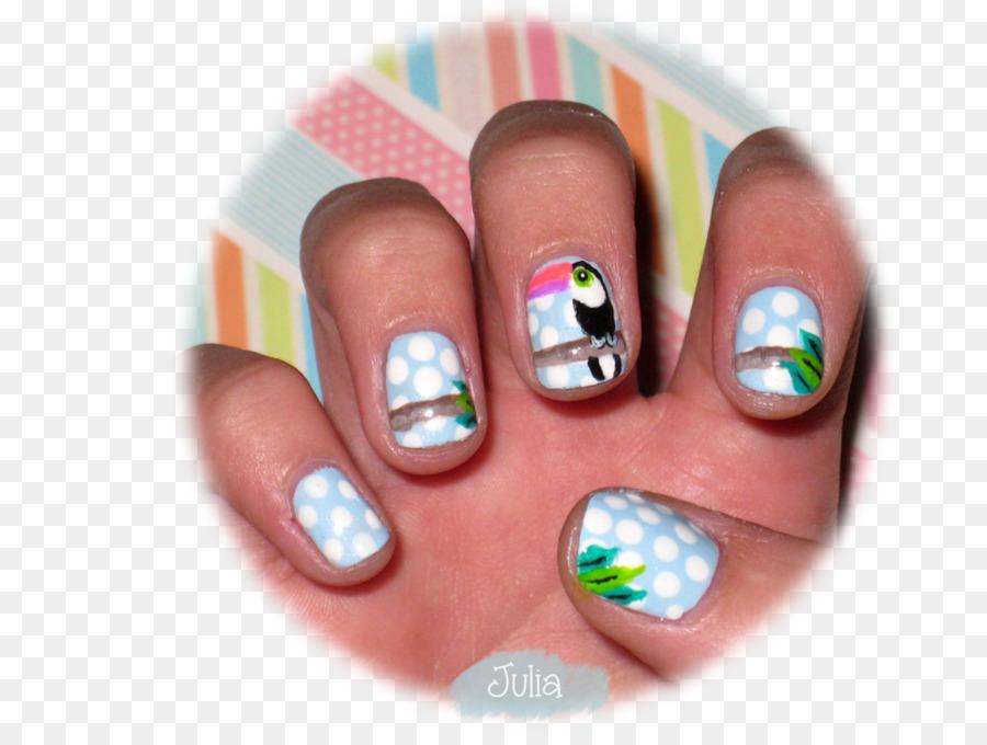 Nail Polish Manicure Nail Art Finger Pedicure Png Download 964
