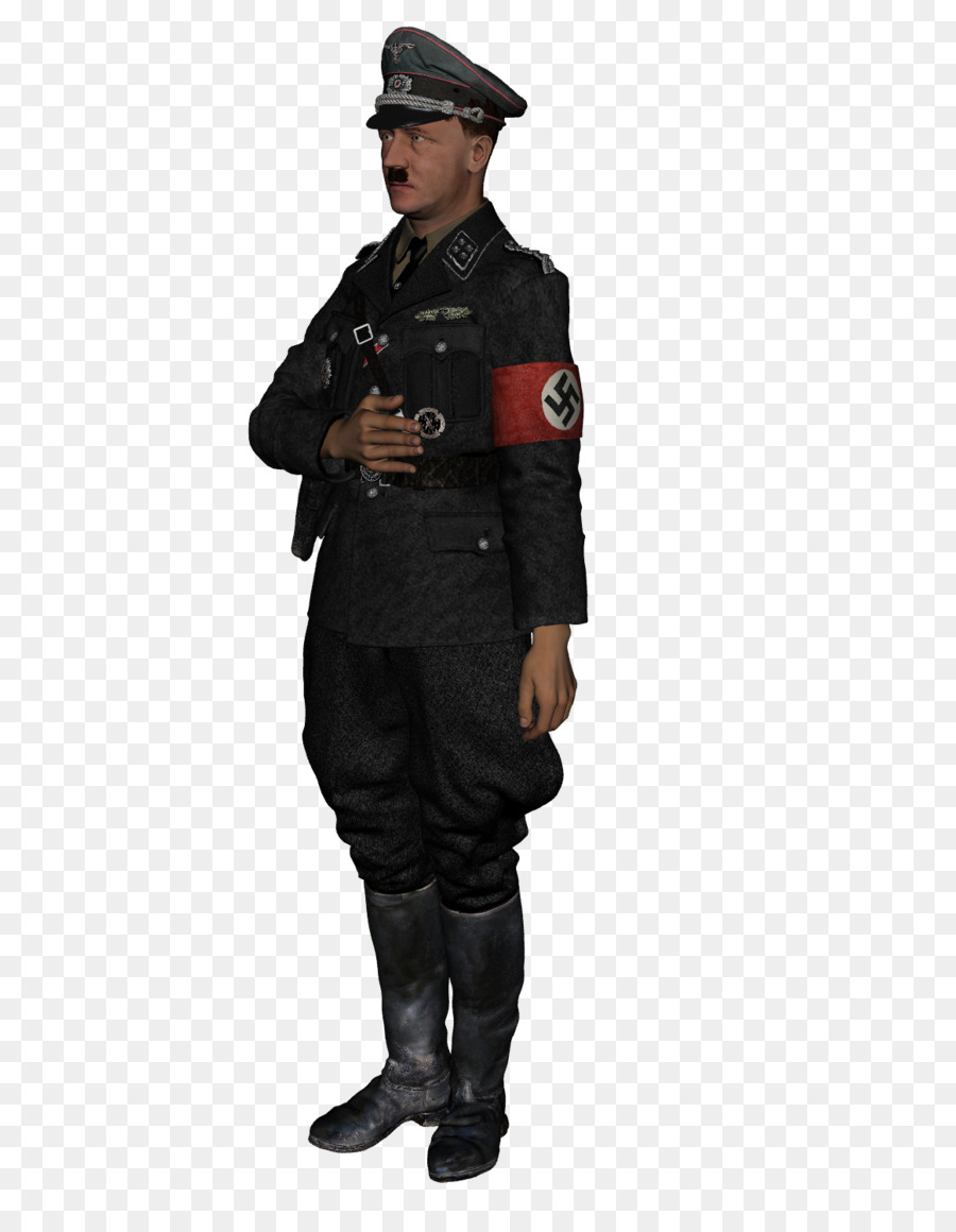 halloween costume child police officer undercover operation - hitler