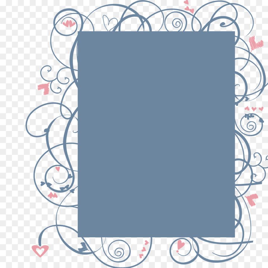 Area Rectangle Picture Frames Square - GRADUATION BORDER png ...