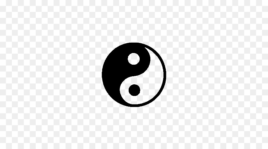 Yin And Yang Black And White Computer Icons Symbol Yin Yang Png