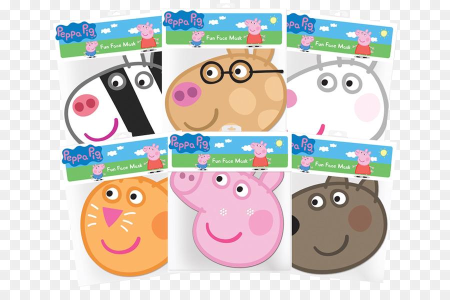 Peppa Pig Birthday Png Download 700 581 Free Transparent Mask