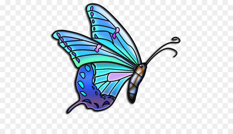 Las mariposas libro para colorear de Animales para Colorear Android ...