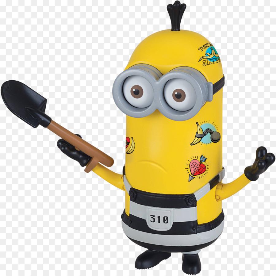 Tim The Minion Felonious Gru Action Toy Figures Prison Despicable Figure Me Minions