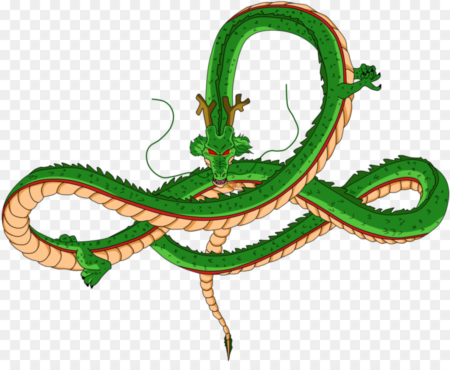 Shenron goku vegeta gohan shenlong dragon ball z png - Dragon ball z image ...