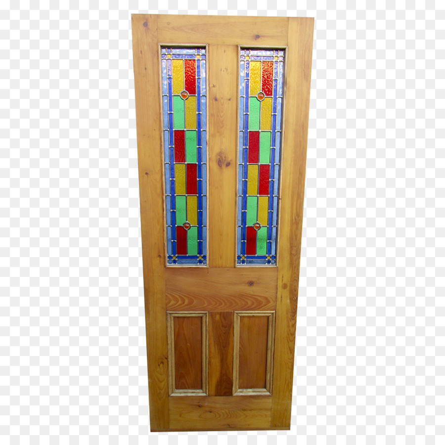 Window Sliding Glass Door Stained Glass Bathroom Interior Png