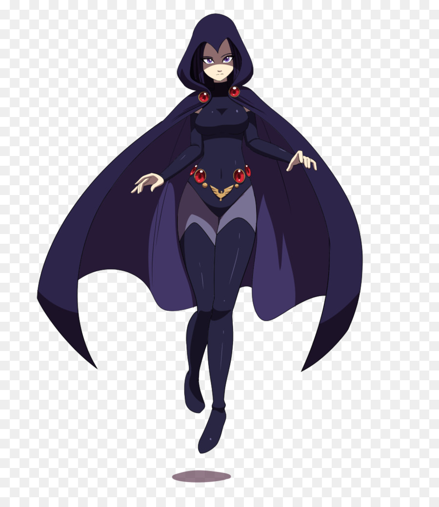 Teen Titans Go Raven Belt