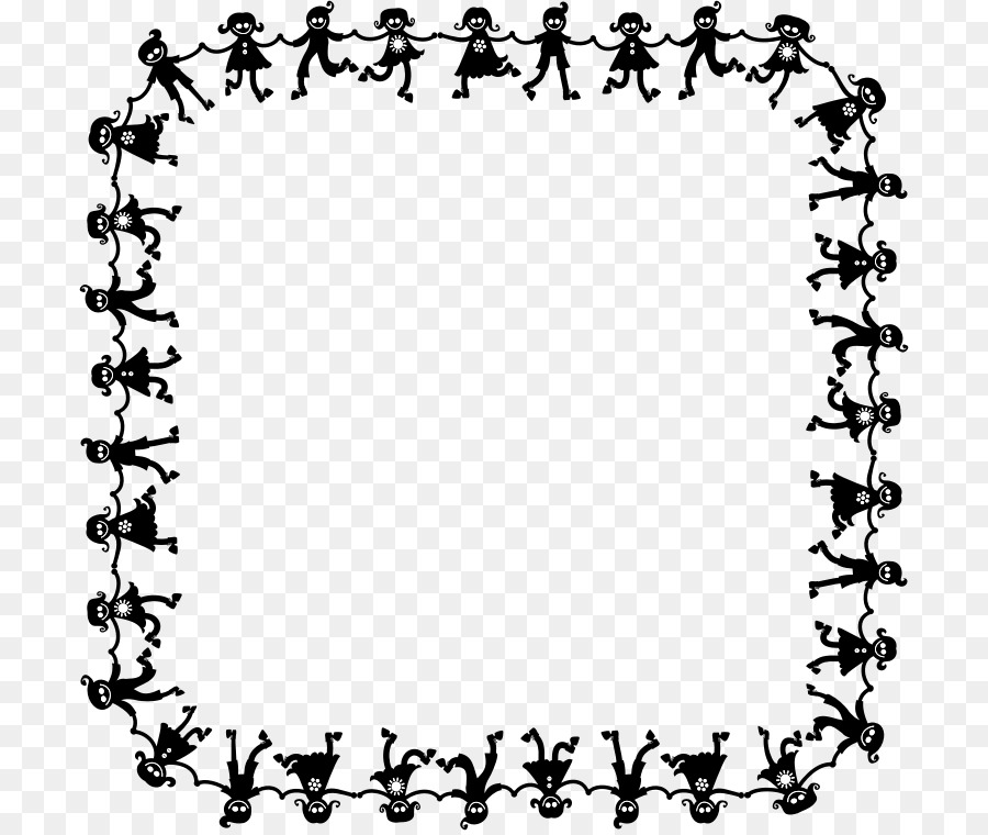 Dance Woman Clip art - page border png download - 756*756 - Free ...