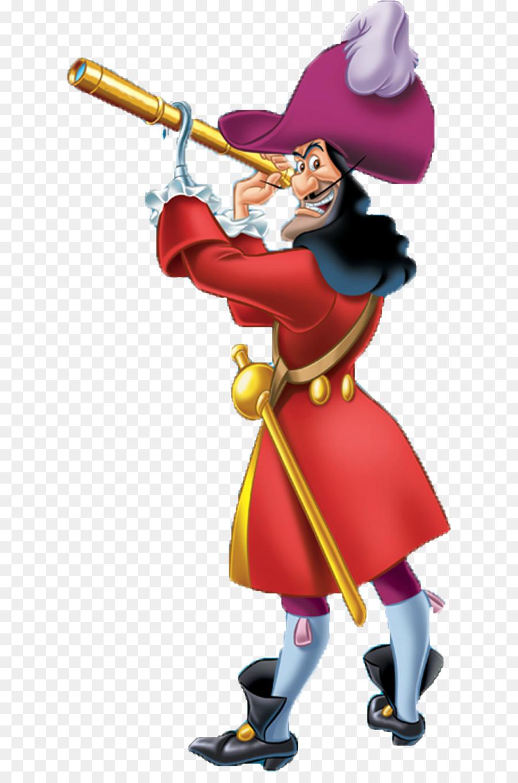 Captain Hook Smee Peter Pan Wendy Darling Tinker Bell