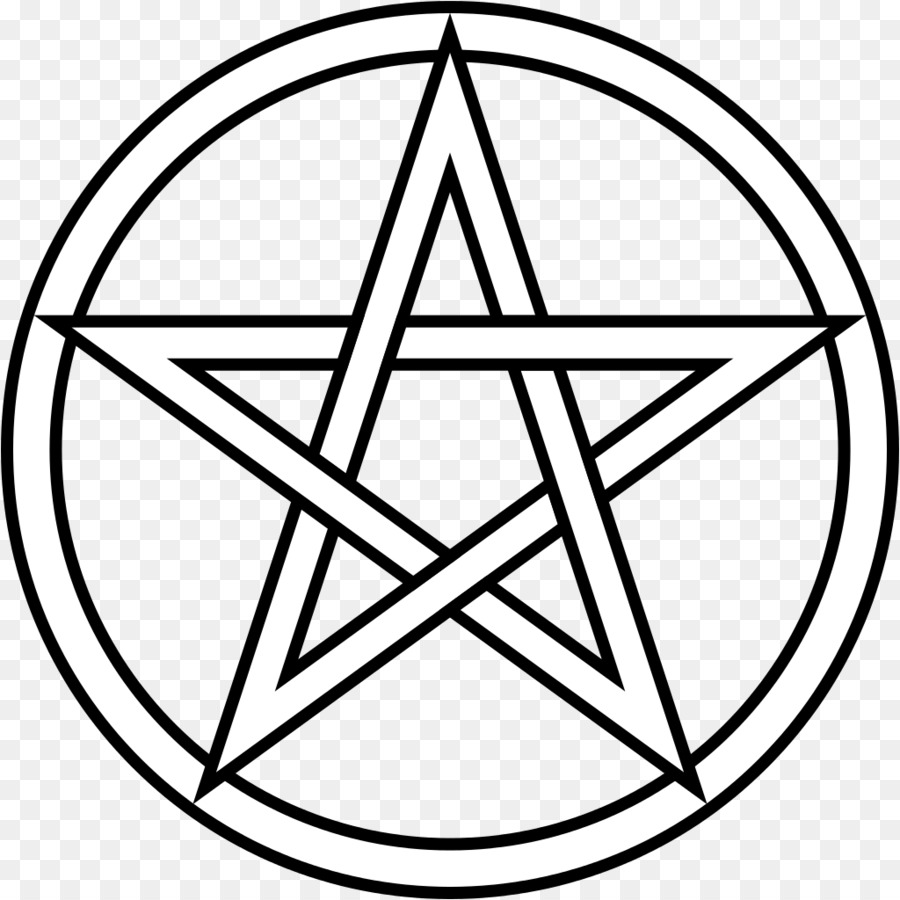 Pentacle Pentagram Church Of Satan Wicca Symbol Pagani Png