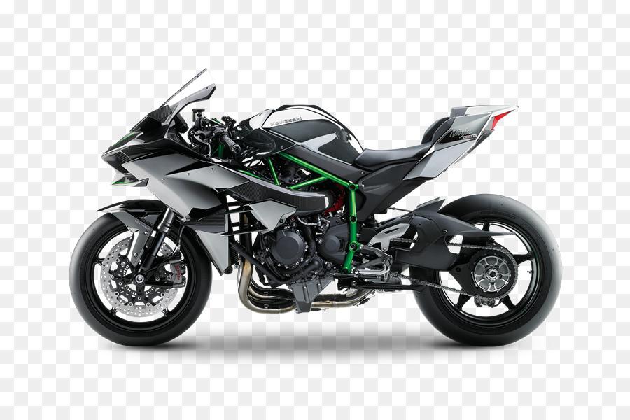 Kawasaki Ninja H2 Honda Kawasaki Motorcycles Motogp Png Download