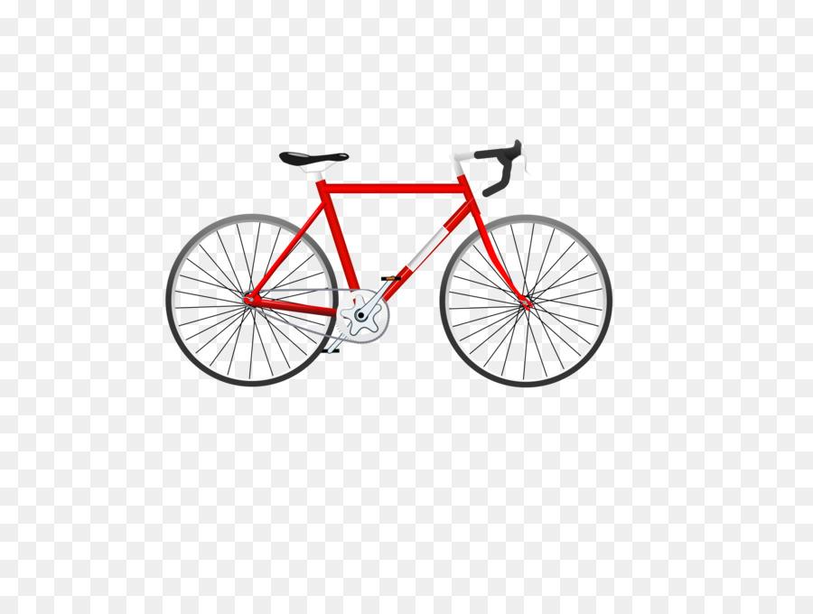 Engranaje fijo de bicicletas Bicicleta de una Sola velocidad de la ...