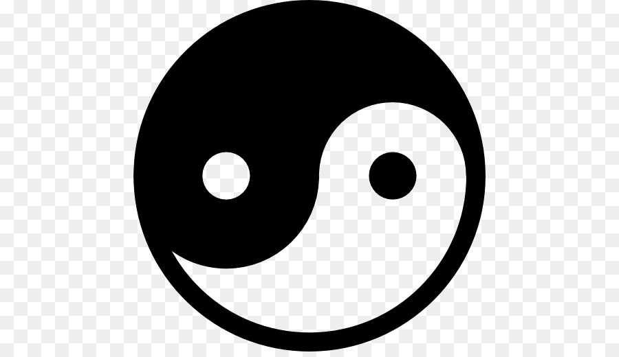 Yin And Yang Computer Icons Yin Yang Png Download 512512 Free