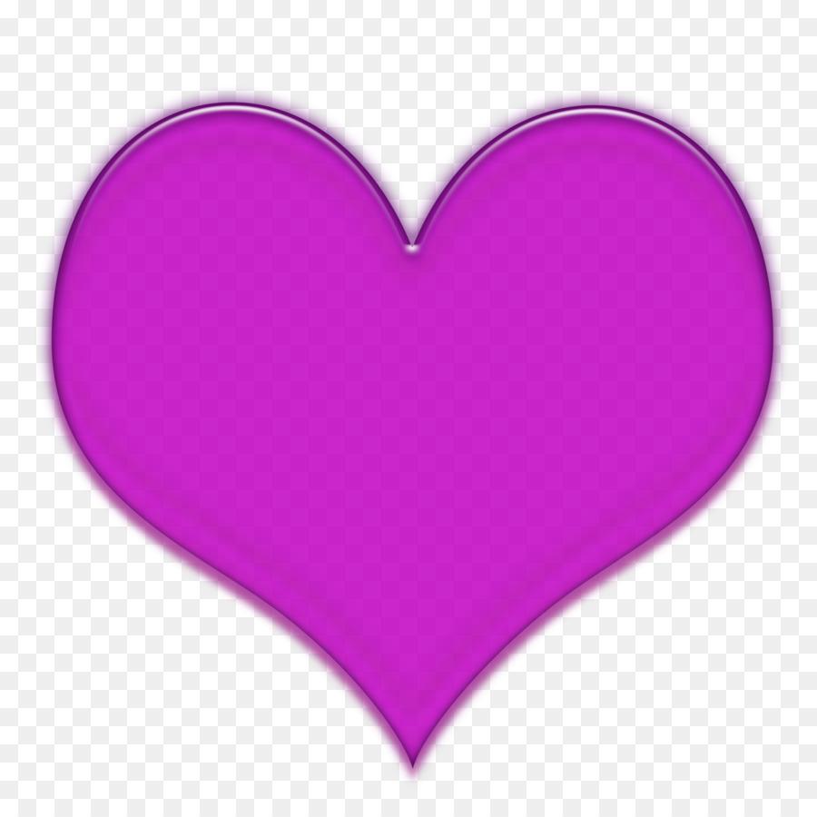 purple heart violet emoji orchid soft