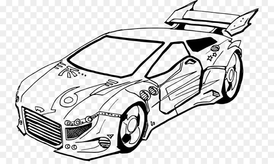 Dibujo Para Colorear Coche Rayo Mac Queen Cars: 1280x720 How To Draw A Car VAZ