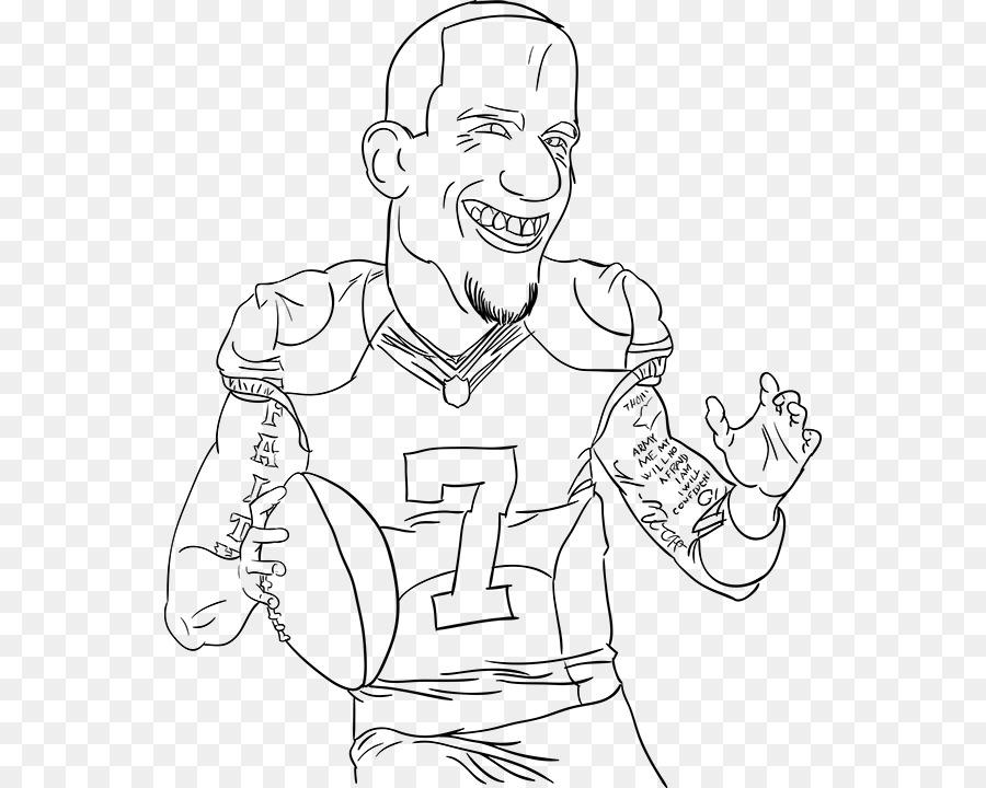 San Francisco 49ers libro para Colorear de la NFL jugador de fútbol ...