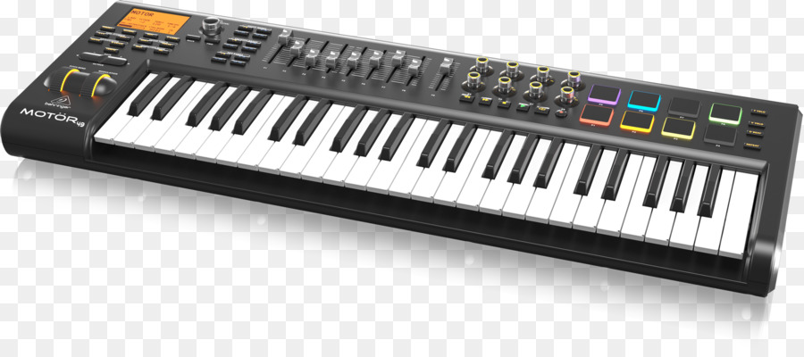 MIDI Controllers MIDI keyboard Sound Synthesizers Behringer