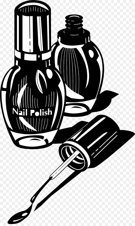 Nail Polish Beauty Parlour Salon Clip Art