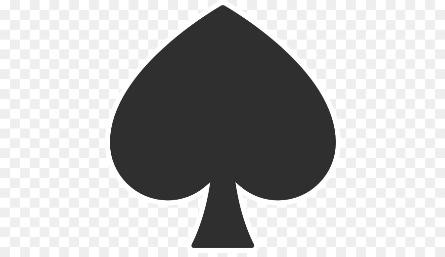 Symbol Playing Card Suit Ace Of Spades Ace Card Png Download 512