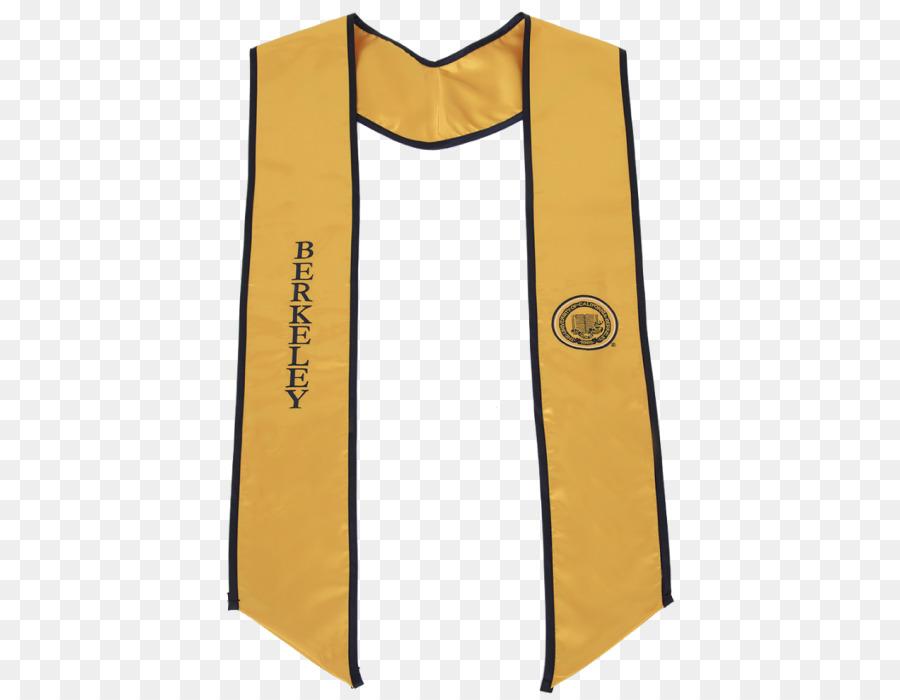Academic stole Academic dress Cal Student Store - graduation gown ...