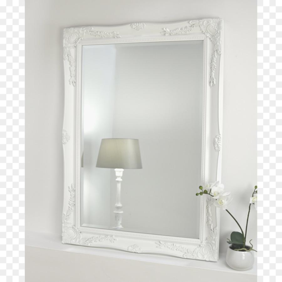 Mirror Window Shabby chic Bathroom cabinet - mirror png download ...