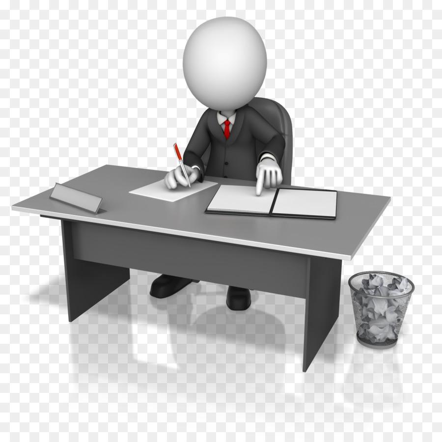Entrevista de trabajo de Habilidades de Negocios - escritorio de ...