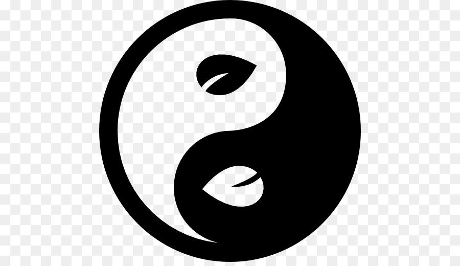 Yin And Yang Symbol Computer Icons Yin Yang Png Download 512512