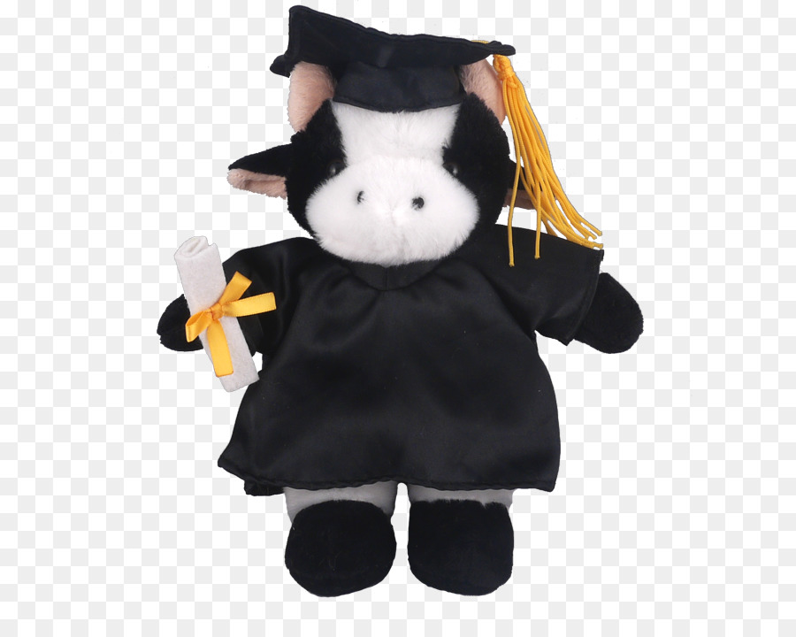 Stuffed Animals & Cuddly Toys Cattle Graduation ceremony Square ...