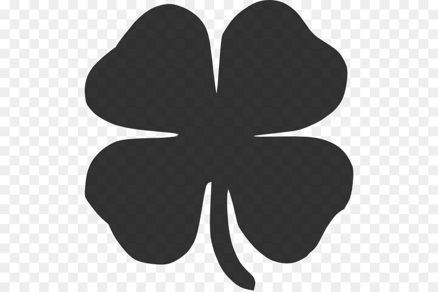 four leaf clover shamrock clip art clover png download 552 597 rh kisspng com small 4 leaf clover clip art 4 leaf clover clip art images