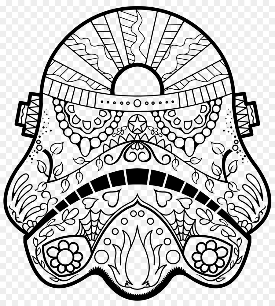 Calavera Day of the Dead Coloring book Death Coloring Pages For ...