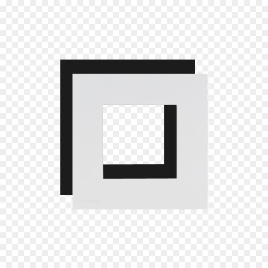 Rectángulo Cuadrado - marco negro Formatos De Archivo De Imagen ...
