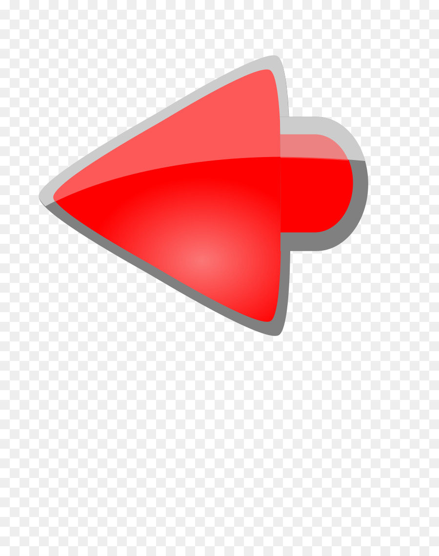Pointer Arrow Computer Icons Animation Clip Art   Red Arrow