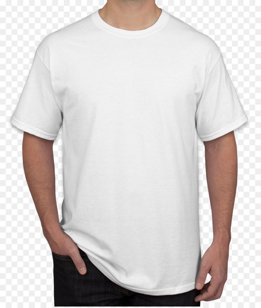 T Shirt Hoodie Gildan Activewear Clothing Shirt Png Download