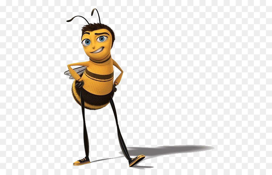 bee movie barry b  benson film youtube - bees png download - 566 576