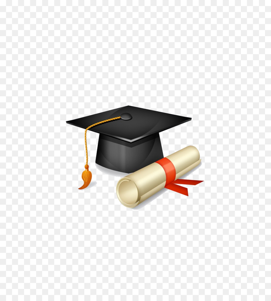 Headgear Angle - graduation gown png download - 600*1000 - Free ...