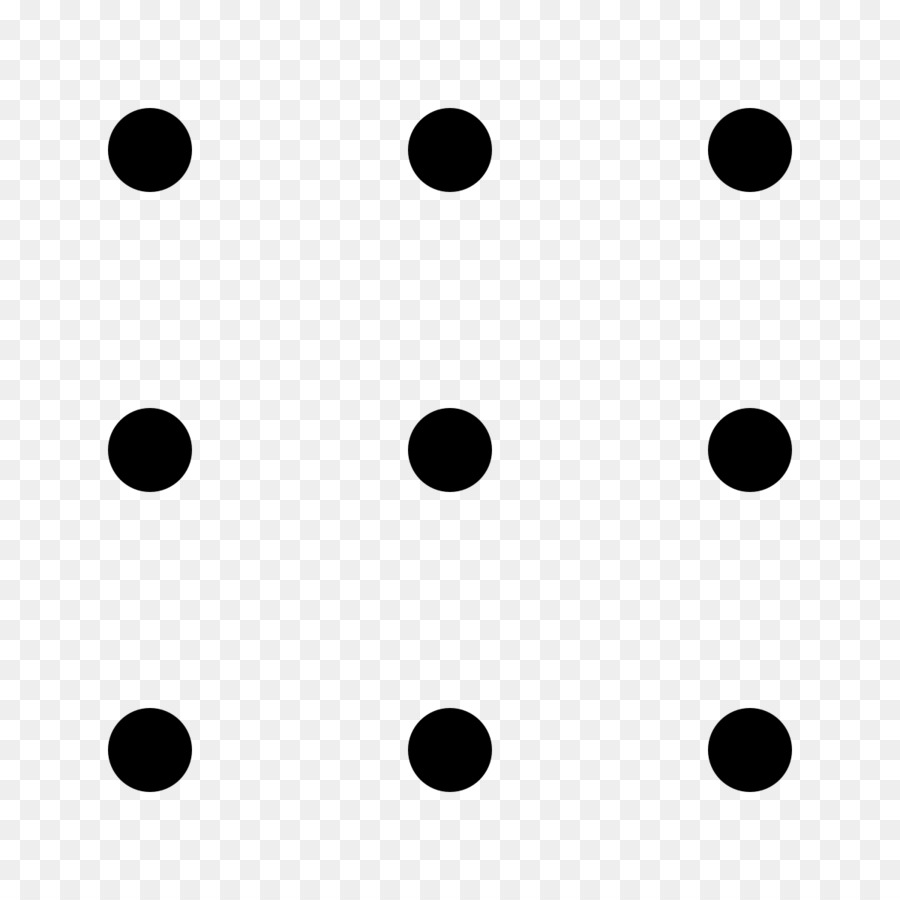 Think Outside The Box Connect The Dots Puzzle Dots Png Download