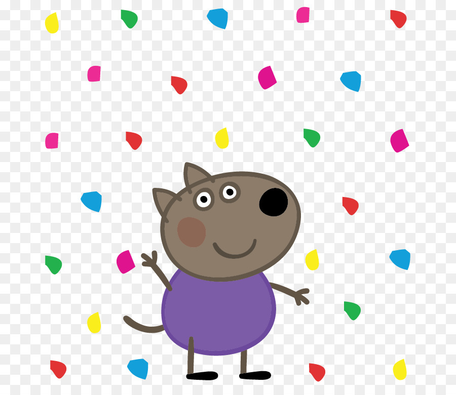 Pig Danny Dog Drawing Animation