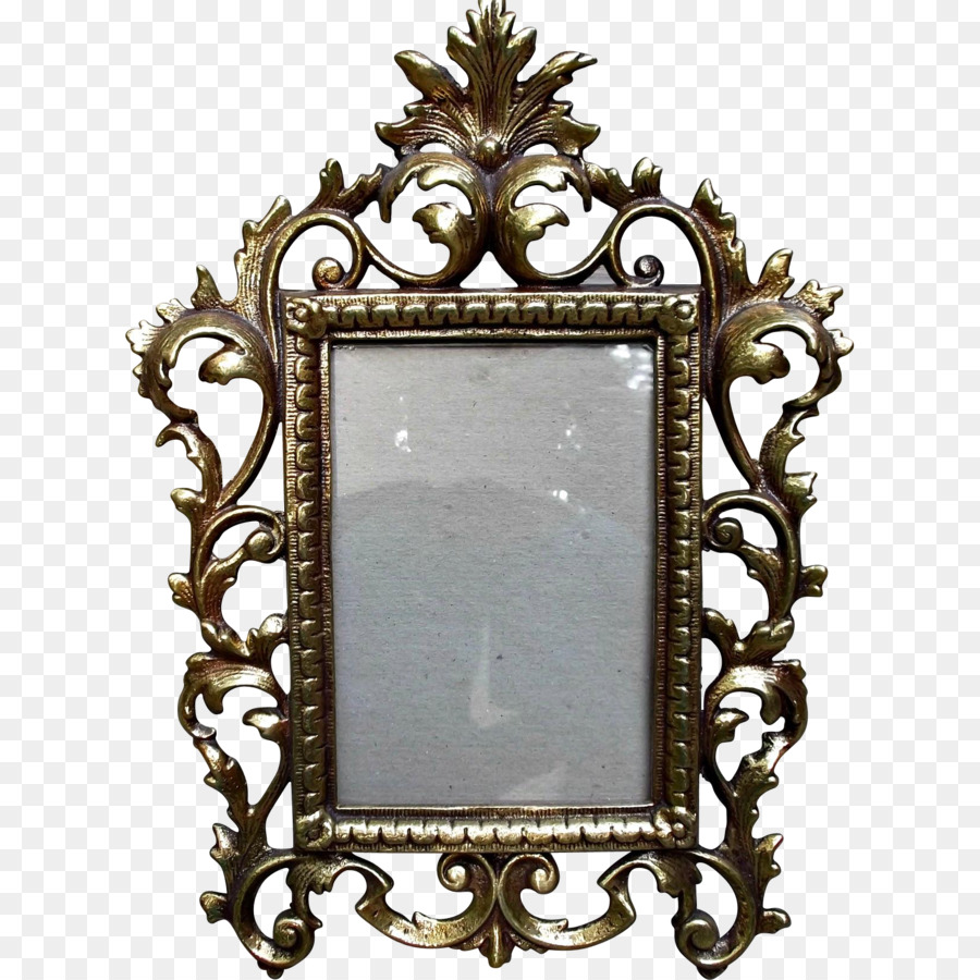 Picture Frames Decorative Arts Acrylic Paint Laser Cutting Mirror Silver Frame