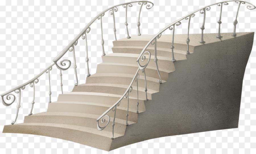 Stairs Handrail Scrap Wrought Iron Stone   Stair