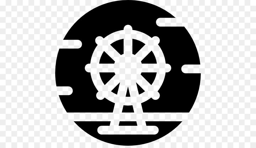 Religious Symbol Religion Taoism Ferris Wheel Png Download 512
