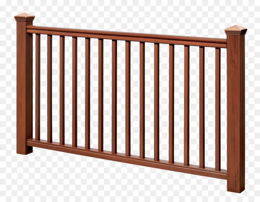 Deck Railing Handrail Guard Rail Wood   Stair
