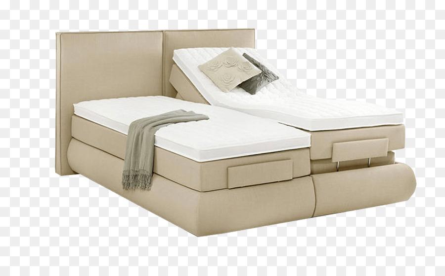 La plataforma de la cama armazón de la Cama, Cabecera, Colchón ...
